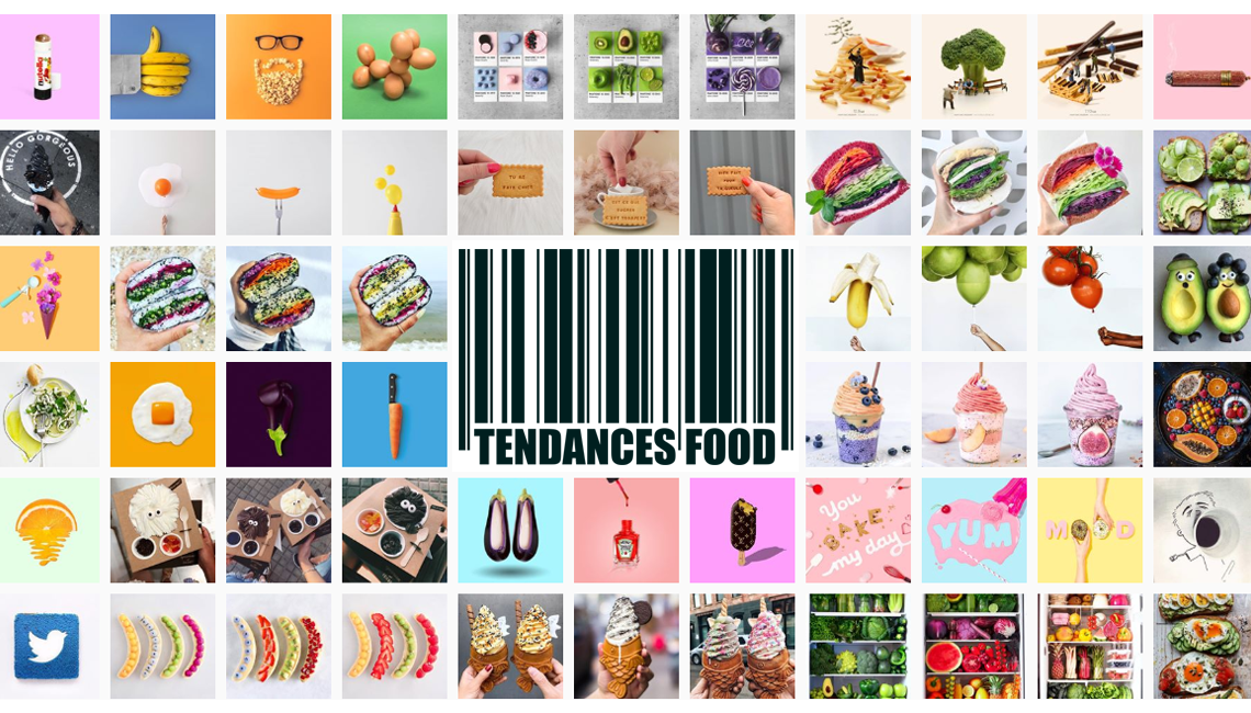 Tendances Food passe à table !